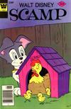 Cover Thumbnail for Walt Disney Scamp (1967 series) #36 [Whitman]
