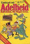Cover for Adelheid (Condor, 1974 series) #21