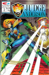 Cover for Psi-Judge Anderson (Fleetway/Quality, 1989 series) #2