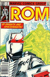 Cover Thumbnail for ROM (1979 series) #37 [Newsstand Edition]