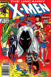 Cover Thumbnail for The Uncanny X-Men (1981 series) #253 [Newsstand Edition]