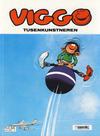 Cover for Viggo (Semic, 1986 series) #9 - Tusenkunstneren [3. opplag]