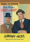 Cover Thumbnail for March of Comics (1946 series) #302 [Jumping-Jacks variant]