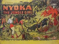 Cover Thumbnail for Nyoka the Jungle Girl (Cleland, 1949 series) #16