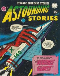 Cover Thumbnail for Astounding Stories (Alan Class, 1966 series) #178
