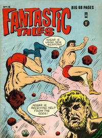 Cover Thumbnail for Fantastic Tales (Thorpe & Porter, 1963 series) #18