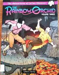 Cover Thumbnail for The Rainbow Orchid (Egmont UK, 2009 series) #3