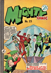 Cover Thumbnail for Mighty Comic (K. G. Murray, 1960 series) #25