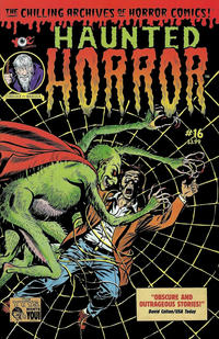 Cover Thumbnail for Haunted Horror (IDW, 2012 series) #16