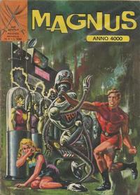 Cover Thumbnail for Albi Spada - Magnus, Anno 4000 (Edizioni Fratelli Spada, 1972 series) #1