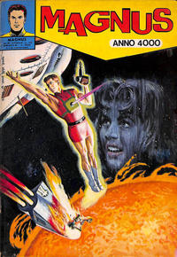 Cover Thumbnail for Albi Spada - Magnus, Anno 4000 (Edizioni Fratelli Spada, 1972 series) #13