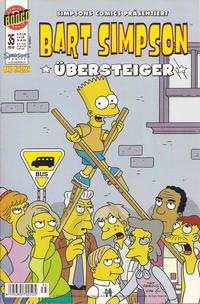Cover Thumbnail for Bart Simpson (Panini Deutschland, 2001 series) #35