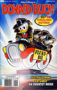 Cover Thumbnail for Donald Duck & Co (Hjemmet / Egmont, 1948 series) #18/2015