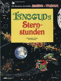Cover Thumbnail for Isnogud (Egmont Ehapa, 1989 series) #5 - Isnoguds Sternstunden