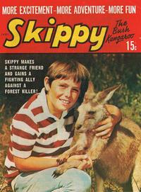 Cover Thumbnail for Skippy the Bush Kangaroo (Magazine Management, 1970 series) #24003