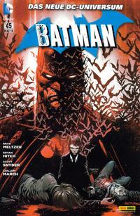 Cover Thumbnail for Batman Sonderband (Panini Deutschland, 2004 series) #45 - Chaos-Theorie