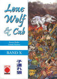 Cover Thumbnail for Lone Wolf & Cub (Panini Deutschland, 2003 series) #10