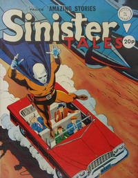 Cover Thumbnail for Sinister Tales (Alan Class, 1964 series) #178
