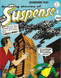 Cover Thumbnail for Amazing Stories of Suspense (Alan Class, 1963 series) #189