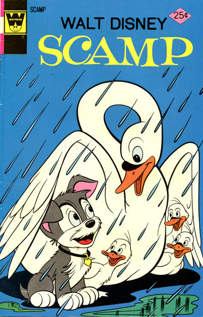 Cover for Walt Disney Scamp (Western, 1967 series) #25 [Whitman]