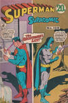 Cover for Superman Supacomic (K. G. Murray, 1959 series) #108