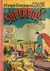 Cover for Superboy (K. G. Murray, 1949 series) #100 [Price difference]