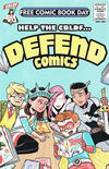 Cover for The CBLDF Presents Defend Comics: FCBD Edition (Comic Book Legal Defense Fund, 2015 series) #[2015]