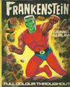 Cover for Frankenstein Comic Album (World Distributors, 1967 series)