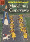 Cover Thumbnail for Four Color (1942 series) #796 - Ludwig Bemelmans' Madeline & Genevieve [15¢]