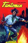 Cover for Fantomen (Semic, 1963 series) #22/1958