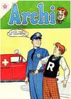 Cover for Archi (Editorial Novaro, 1956 series) #71