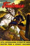 Cover for Fantomen (Semic, 1963 series) #24/1958