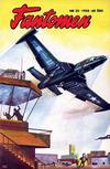 Cover for Fantomen (Semic, 1963 series) #25/1958