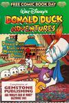 Cover for Walt Disney's Donald Duck Adventures - Free Comic Book Day (Gemstone, 2003 series) #[nn] [ANA World's Fair of Money]