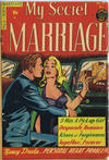 Cover for My Secret Marriage (Superior Publishers Limited, 1953 series) #5