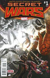 Cover Thumbnail for Secret Wars (2015 series) #1 [Retailer Incentive Alex Ross Fade Variant]