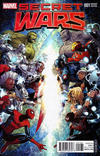 Cover Thumbnail for Secret Wars (2015 series) #1 [Retailer Incentive Jim Cheung Variant]