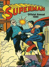 Cover for Superman Annual (Egmont UK, 1979 ? series) #1980