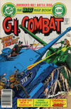 Cover for G.I. Combat (DC, 1957 series) #256 [Newsstand]