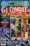 Cover for G.I. Combat (DC, 1957 series) #254 [Newsstand]