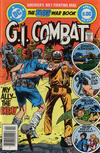 Cover Thumbnail for G.I. Combat (1957 series) #252 [Newsstand]