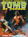 Cover for Bloke's Terrible Tomb of Terror (Mike Hoffman and Jason Crawley, 2011 series) #3