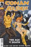 Cover for Conan Red Sonja (Dark Horse, 2015 series) #4