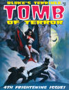 Cover for Bloke's Terrible Tomb of Terror (Mike Hoffman and Jason Crawley, 2011 series) #4