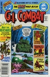 Cover for G.I. Combat (DC, 1957 series) #242 [Newsstand]