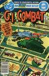 Cover for G.I. Combat (DC, 1957 series) #231 [Newsstand Variant]