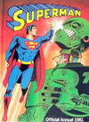 Cover for Superman Annual (Egmont UK, 1979 ? series) #1981