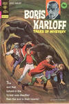 Cover for Boris Karloff Tales of Mystery (Western, 1963 series) #53 [British Price Variant]