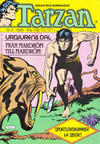Cover for Tarzan (Atlantic Förlags AB, 1977 series) #2/1984