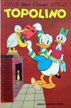Cover for Topolino (Arnoldo Mondadori Editore, 1949 series) #231